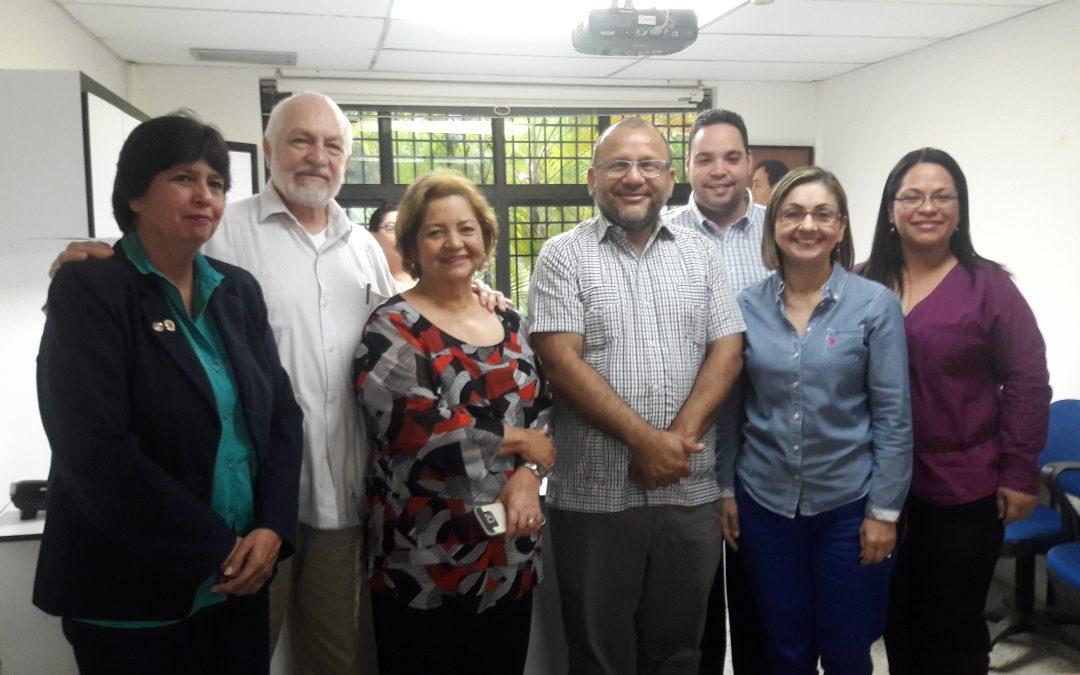 Firma de convenio de cooperación interinstitucional. Maracaibo.