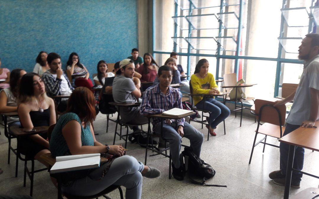 Charla. Contextualización noticiosa como ejemplo de ética periodística. Caracas.