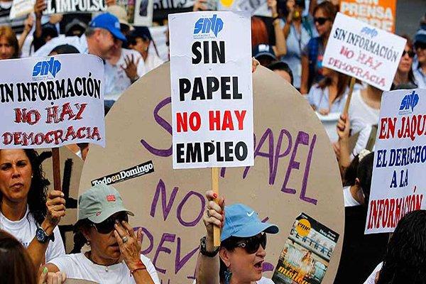 Periodismo por la democracia, entre balas y censura en América Latina