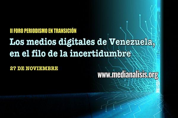 Medios digitales debatirán sobre sus perspectivas