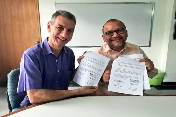 Escuela de Comunicación Social de la UCV y Medianálisis unen esfuerzos para fortalecer y promover actividades de investigación