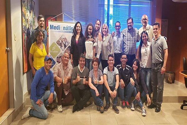 Periodistas de Portuguesa reciben capacitación en periodismo de datos