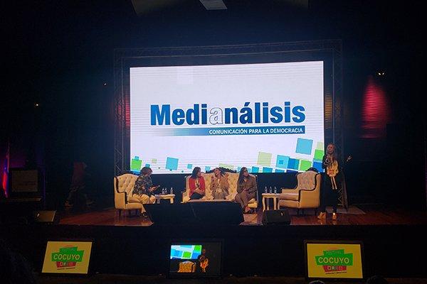 Medianálisis estuvo presente en Festival Cocuyo 2019