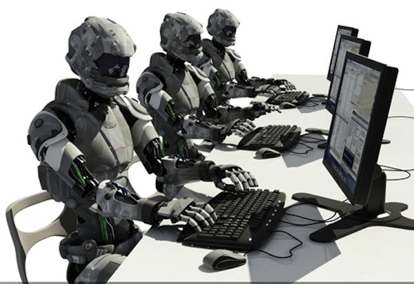 El periodismo hecho por robots