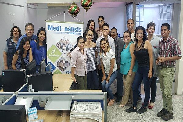 Medianálisis ofreció jornada de adiestramiento en periodismo de precisión