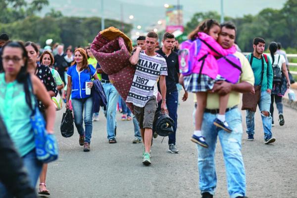 Cambios en la cobertura periodística venezolana sobre migración