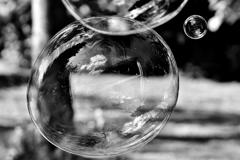 El periodismo y la burbuja