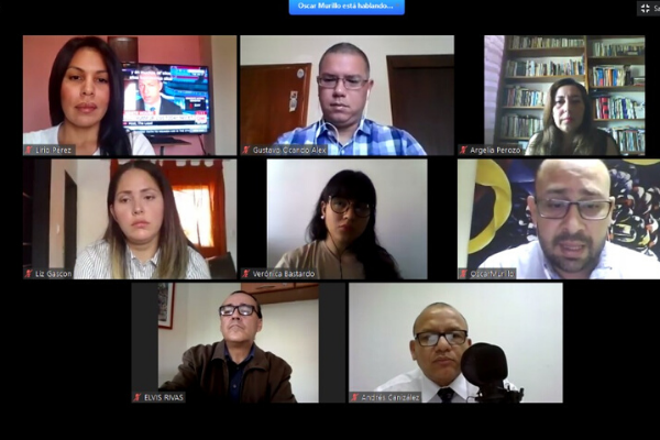 Periodistas en las regiones dan la pelea para informar en medio de la pandemia por la COVID-19