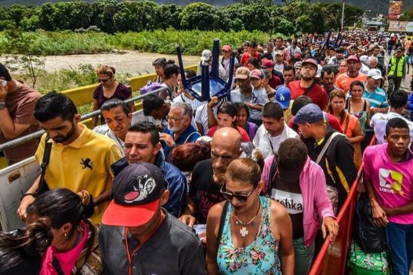 Cómo se hace periodismo sobre migraciones en Venezuela