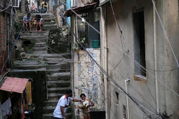 Desde las favelas de Brasil: una lección de periodismo