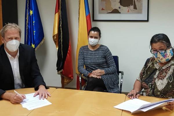 Alemania apoya batalla contra la desinformación en Venezuela