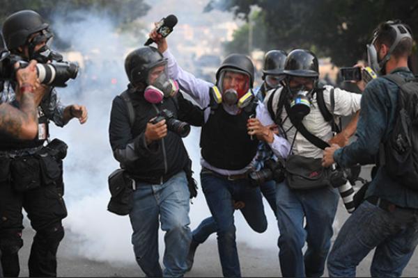 Situación del periodismo en Venezuela (2015-2019)