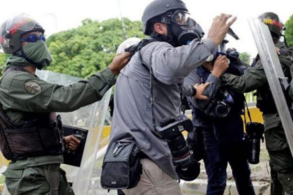 266 ataques a la prensa en lo que va del año denuncia CNP Caracas