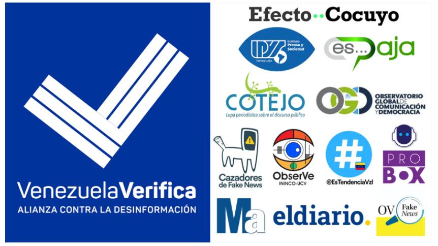 Nace la alianza Venezuela Verifica