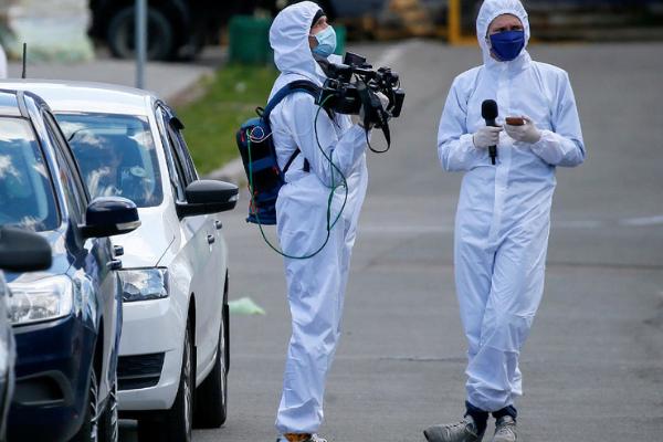 Impacto de la pandemia sobre el periodismo