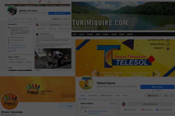 Nuevos medios combaten la desinformación en Sucre