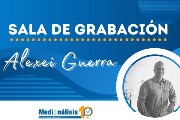 "Medianálisis inaugura su Sala de Grabación ""Alexei Guerra"""