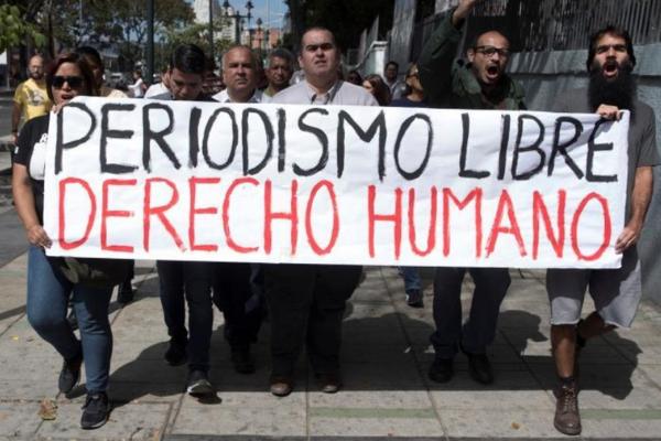 355 ataques a la prensa en el año 2020 denuncia CNP Caracas