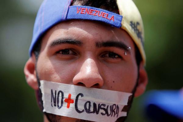 Censura bajo el régimen de Maduro (I): La herencia de Hugo Chávez