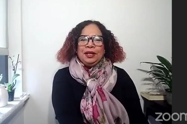 Luz Mely Reyes: hostilidad hacia la libertad de expresión es uno de los desafíos del periodismo venezolano