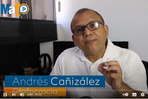 Cañizález: Ante la opacidad informativa los periodistas deben contrastar, comparar y buscar fuentes alternativas