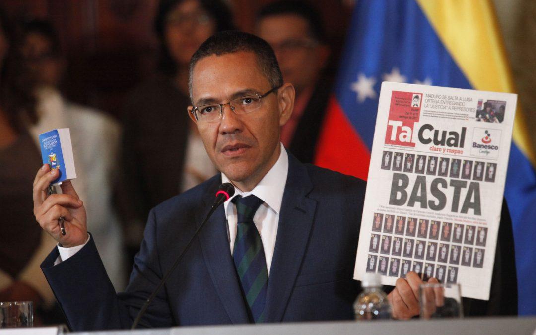 Censura bajo el régimen de Maduro (X): Restricciones bajo el formato de Ley