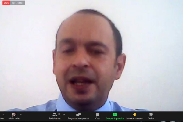"""Dr. César Cuadra Sánchez: """"Las vacunas anti-COVID-19 son todas de alta eficacia y seguras"""""""