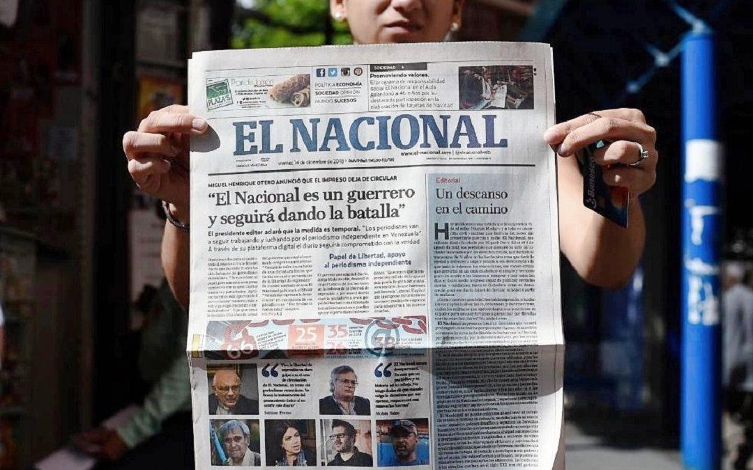 Diosdado y El Nacional, o cómo el chavismo se apropia de un símbolo