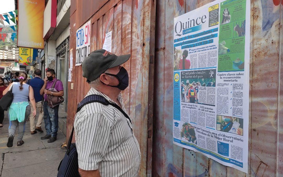 Medianálisis inicia Activismo ciudadano por la información